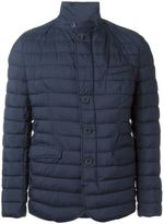 Herno padded button jacket
