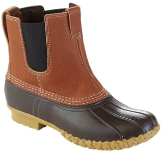 """L.L. Bean Men's L.L.Bean Chelsea Boots, 7"""" Tumbled Leather"""