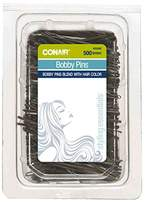 Conair Bobby Pins In Tub,500 Pack