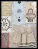 Posters 2 Prints Sailor's Journal II