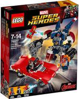 Lego Marvel superheroes Iron Man: steel strikes