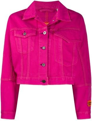 Heron Preston x Levi's loose denim jacket