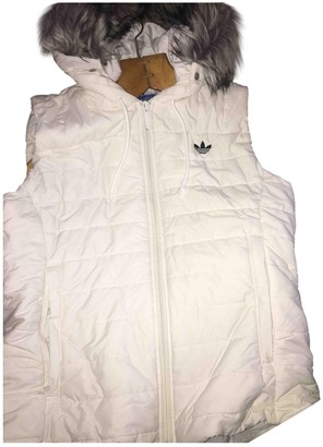 adidas White Denim - Jeans Jacket for Women