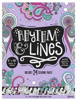 Horizon Adult Coloring Book - Rhythm & Lines