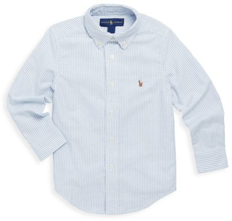 Ralph Lauren Little Boy's Cotton Oxford Sport Shirt