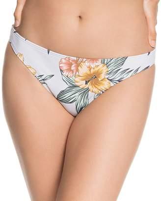 Roxy Beach Classics Floral Bikini Bottom