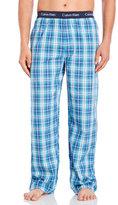 Calvin Klein Printed Woven Pajama Pants