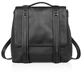 AllSaints Fin Convertible Leather Backpack
