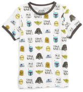 Mighty Fine Star Wars TM Doodle Graphic T-Shirt (Toddler Boys & Little Boys)