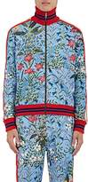 Gucci Men's Floral Piqué Track Jacket