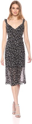 Bailey 44 Women's Mixer Floral Ruffle Dress