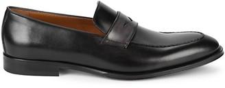 Bruno Magli Fanetta Leather Loafers