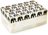 Shiraleah Elephant Trinket Box
