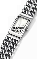 Miss Sixty Unchain Stainless Steel Bracelet White Dial - WM2J4003