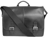 Boconi Men's 'Bryant' Messenger Bag - Black
