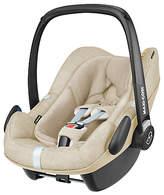Maxi-Cosi Pebble Plus i-Size Group 0+ Baby Car Seat, Nomad Sand