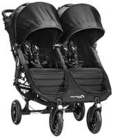 Baby Jogger City Mini GT Double Pushchair, Black