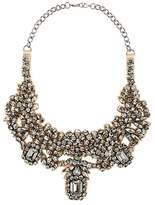 Valentino WOMEN'S CRYSTAL-EMBELLISHED SATIN COLLAR