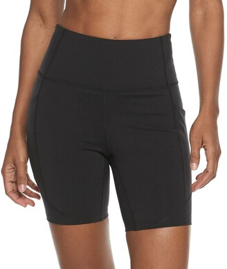 Tek Gear Women's 7-in. High-Waisted Shape Shorts