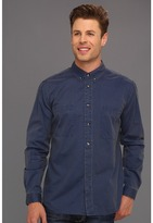 Lifetime Collective Cecil Woven (French Blue) - Apparel