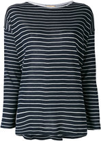 Fay long sleeved top - women - Silk - M