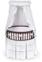 The Well Appointed House Cherry Oval Bassinet
