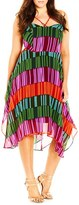 City Chic Plus Size Women's 'Floating Fever' Dress