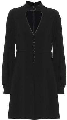 Gucci Jersey minidress