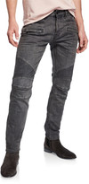 Hudson Men's The Blinder Biker Jeans