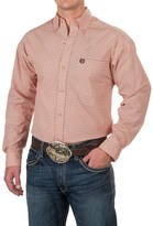 Panhandle Select Coral Shirt - Long Sleeve (For Men)