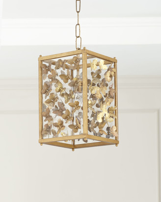TOMMY MITCHELL Small Butterfly Pendant Light