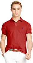 Ralph Lauren Custom-fit Mesh Polo Shirt