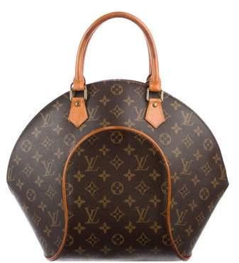 Louis Vuitton Monogram Ellipse MM w/ Strap