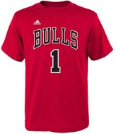 adidas Derrick Rose Chicago Bulls Youth Name and Number Shirt