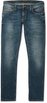 Nudie Jeans Long John Skinny-Fit Stretch-Denim Jeans