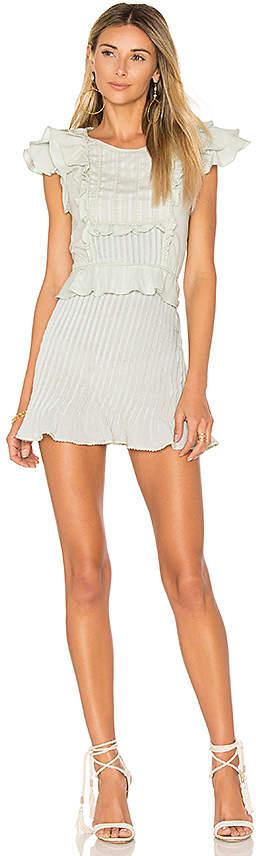 For Love & Lemons Starry Eyed Mini Dress
