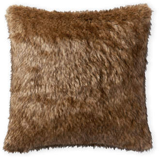 Loloi Faux Fur Decorative Pillow