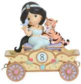 Precious Moments Precious Moments, Disney Showcase Collection, Eight Is Great!, Disney Birthday Parade, Age 8, Resin Figurine, 114425