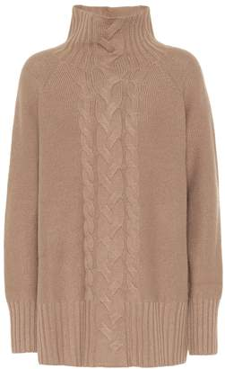 Max Mara S Ronco wool and cashmere sweater