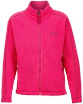 Marmot Lassen Fleece Jacket - Zip Front (For Girls)