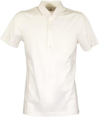 Brunello Cucinelli Polo Shirt Off White