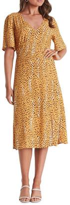 Stella Cheetah Dress
