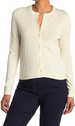 HUGO BOSS Fedania Button Front Cardigan