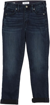 True Religion Halle High Rise Denim Capris