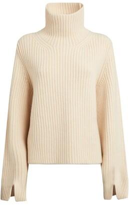 KHAITE Cashmere Molly Sweater