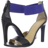 Nine West LookGlobal (Black/Blue Leather) - Footwear