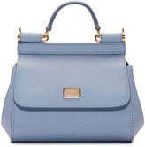 Dolce & Gabbana Blue Micro Miss Sicily Bag