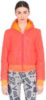 Warm Padded Nylon Jacket