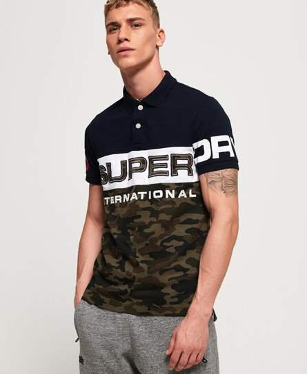 c747ce5b Camo Polo Shirt - ShopStyle