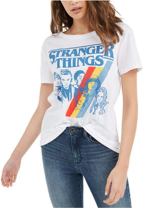 Love Tribe Juniors' Stranger Things Graphic T-Shirt